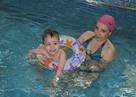 Даня очень любит плавать, особенно нырять